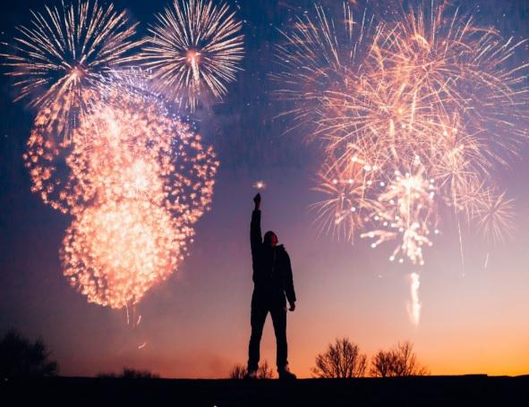 Reflektera över och fira året som varit samt blicka framåt mot det nya året!
