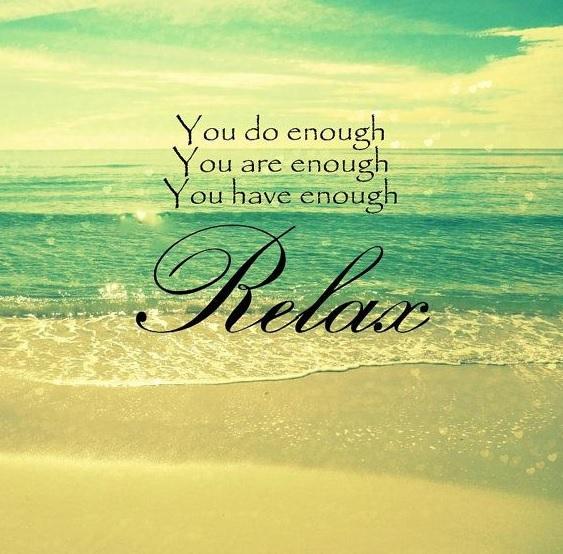 Låt inte stress och oro styra ditt liv!