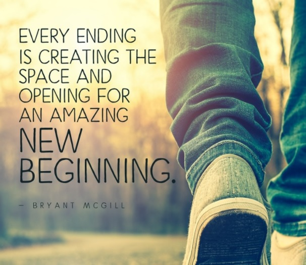 Nytt År! Nytt Avslut och Ny början